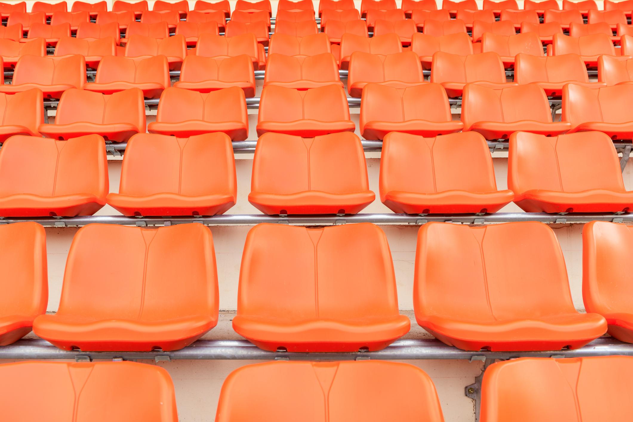 Empty seats audience personas
